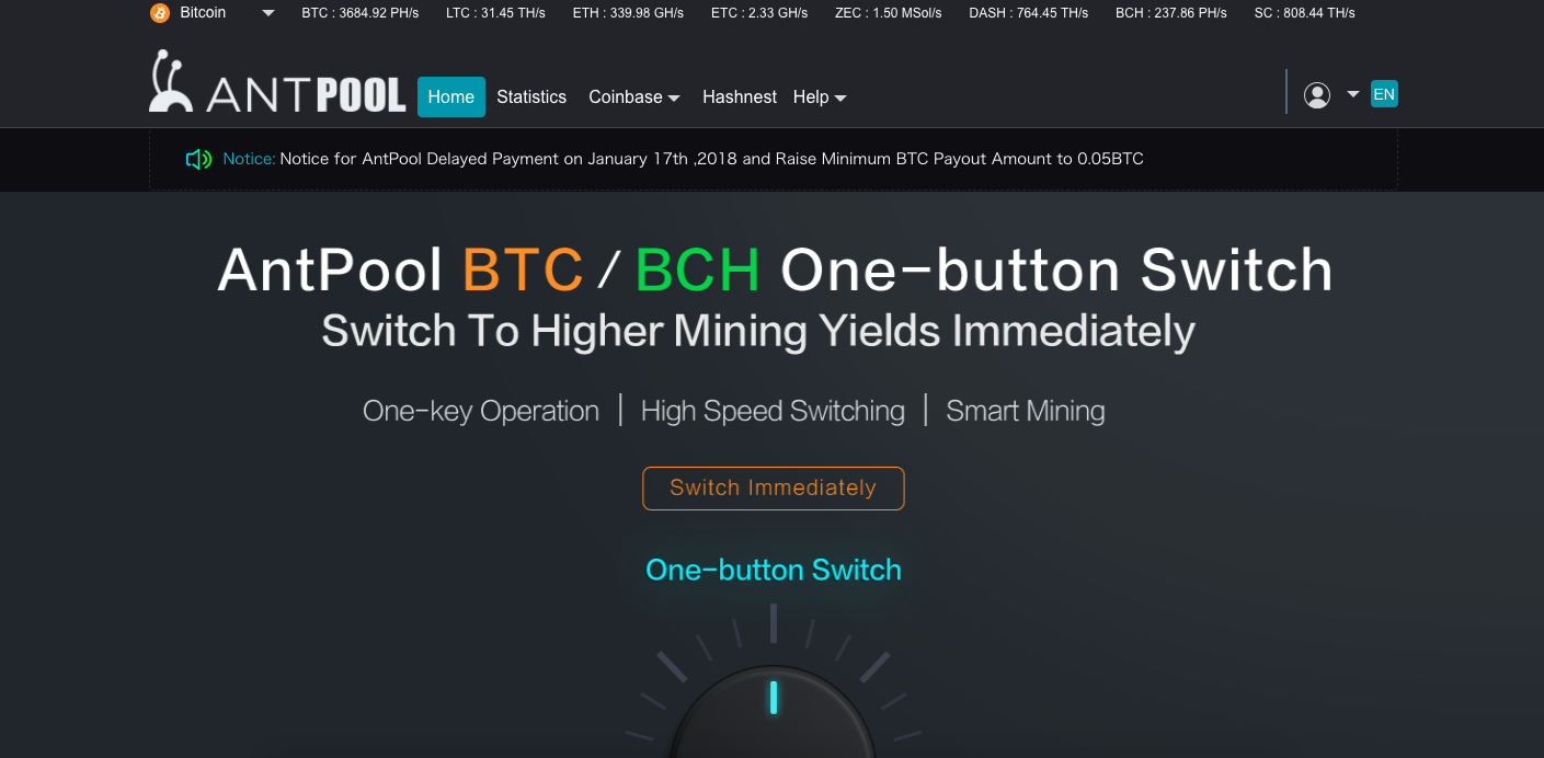 Can We Mine Dash Coin In Antpool Mining Hashrate – Ouellet Tree